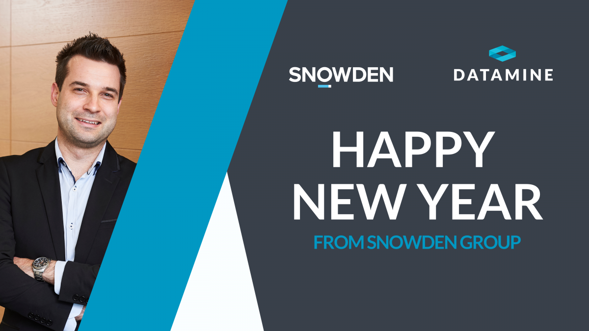 Happy New Year from Snowden Group
